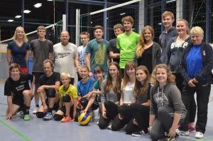 Wir sind Volleyball